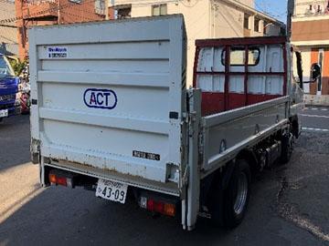 トラック(クレーン付)